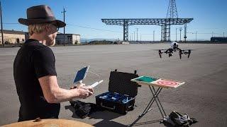 getlinkyoutube.com-Adam Savage's Custom Quadcopter Gear