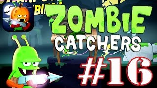 getlinkyoutube.com-Zombie Catchers | #16 | SWAMP - BEACH - SNOW - BOSS | Охота на зомби | Walkthrough PLAY IOS ANDROID
