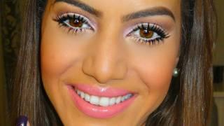 getlinkyoutube.com-Maquiagem para Adolescentes por Camila Coelho