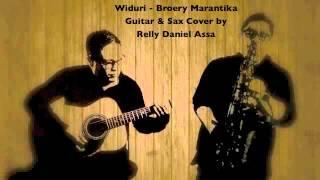 getlinkyoutube.com-Widuri Broery Marantika Sax Cover