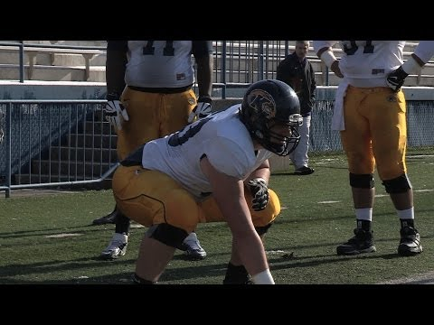 Kent State Spring Football Profile: Alex Nielsen