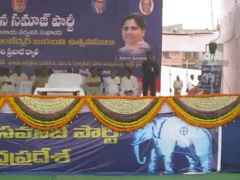 ILYAS SHAMSI SPEECH @ Nizam college Ground Hyderabad