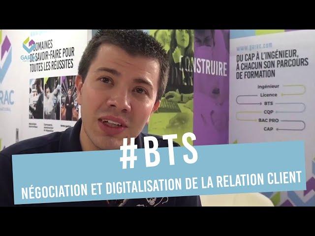 Théo Pradignac BTS NRC GARAC Star expert Mercedes