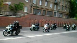 getlinkyoutube.com-Baikeriu sezono atidarymas Klaipeda 2009 05 16 part1