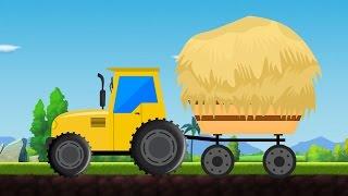 getlinkyoutube.com-Tractor And Its Uses   Farm Vehicle