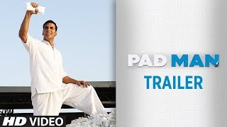 PADMAN Official Trailer | Akshay Kumar | Sonam Kapoor | Radhika Apte | 9th Feb 2018