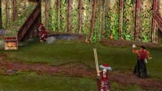 getlinkyoutube.com-Battle Realms Serpent Path- Farewell, Otomo!