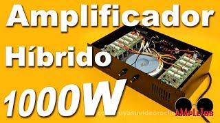 getlinkyoutube.com-Amplificador estéreo de 1000 Watts