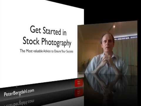 Photography: Getting Started in Stock Photography - Part 1