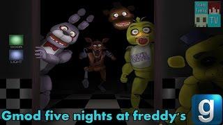 getlinkyoutube.com-gmod five nights at freddy's [โบ้ท&เป้] เรามาเป็นยาม
