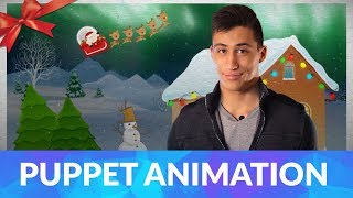 How to use the Puppet tool | HitFilm Pro