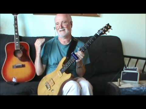 Jeremy Spencer - Part 7 - Tone, Amp and Amp Settings - original fleetwood mac members
