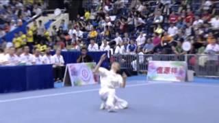 getlinkyoutube.com-Peter Hlavaty - jianshu - 13th World Wushu Championships