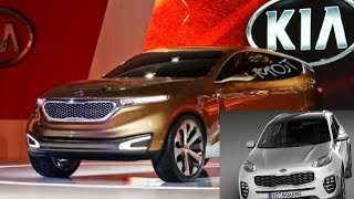 getlinkyoutube.com-2016 Sportage-Kia review / 2017 Kia Spotrage NEW CONCEPT