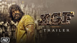 Kgf Trailer Hindi   Yash   Srinidhi   21st Dec 2018
