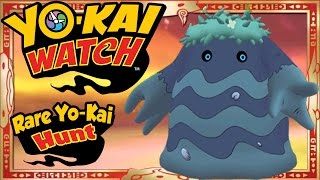 getlinkyoutube.com-Yo-Kai Watch - RARE Yo-Kai Hunt 5 | Swosh!