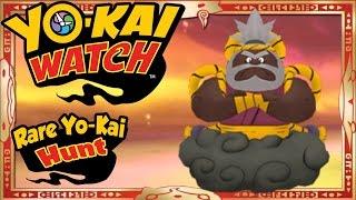 getlinkyoutube.com-Yo-Kai Watch - RARE Yo-Kai Hunt 6 | Uncle Infinite!