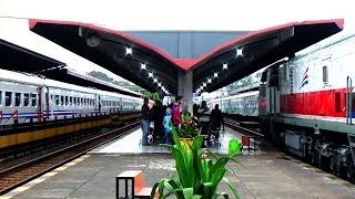 Suara Merdu Semboyan 35 Klakson Lokomotif Kereta Api Indonesia (Kumpulan Video Terbaik) Part 1