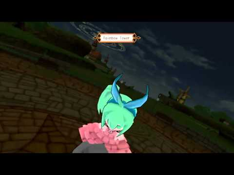 Mugen Souls Character Customizations Trailer