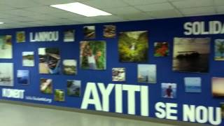 getlinkyoutube.com-Port au Prince Haiti - Inside Toussaint L'Ouverture Aeroport - Oct 2014 - Airport