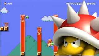Zagrajmy w Super Mario Maker odc. 5 Bez Spiny