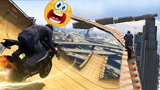 getlinkyoutube.com-EPIC GTA 5 CHALLENGE (GTA 5 Funny Moments)