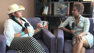 Deya Gets Direct with Pam Grier Part 2