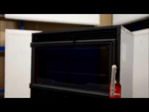 Κασέτα PALAZZETTI Αερόθερμη (Mod. Ecopalex 70 Rastremato)