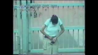 getlinkyoutube.com-מחבלת מנסה להיכנס לשטח ישראל, סרטון חובה!