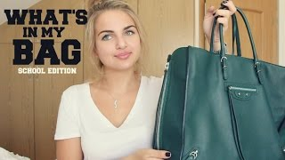 getlinkyoutube.com-What's In My Bag | School Edition