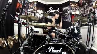 getlinkyoutube.com-Green Day - Basket Case - Drum Cover
