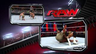 getlinkyoutube.com-John Cena vs. Dolph Ziggler: Raw, Nov. 26, 2012