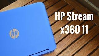 getlinkyoutube.com-HP Stream x360 11 portátil, review en español
