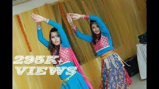 getlinkyoutube.com-Ghagra + Nagin dance performance