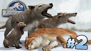 getlinkyoutube.com-WOLF PACK!!! || Jurassic World - Cenozoic Series - Ep2 HD