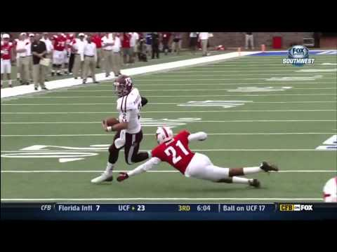 Texas A&M Highlights vs SMU 09-15-2012