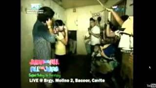 Eat Bulaga EB - Usong Headband ni  Spiderman