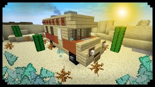 getlinkyoutube.com-✔ Minecraft: How to make the Breaking Bad RV