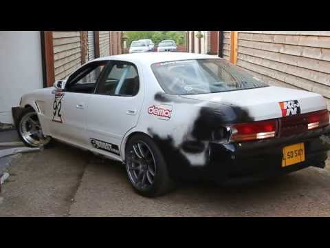 ? 600HP JZX90 TOYOTA CRESTA FIRST START UP