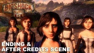 Bioshock: Infinite - Ending & After Credits Scene