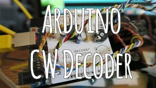 getlinkyoutube.com-Arduino CW Decoder