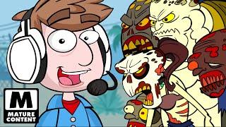 getlinkyoutube.com-Dying Light Animation! (ZackScottGames Animated)