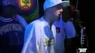 getlinkyoutube.com-Rap City - Five Eminem Freestyles