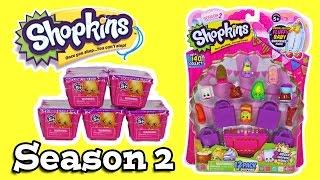 getlinkyoutube.com-Shopkins Season 2 - Baskets & 12 Pack