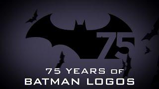 getlinkyoutube.com-Animated History of the Batman Logo