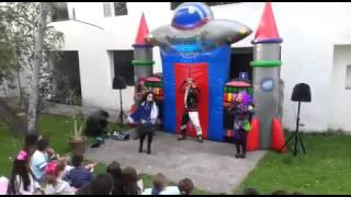 getlinkyoutube.com-Show Infantil Descendientes Disney México D.F. Tel. 65663077