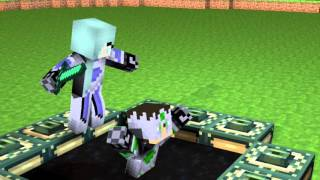 getlinkyoutube.com-JefLyn - Perfect Two (Jeffory & Katelyn) Minecraft Diaries (Music Video)