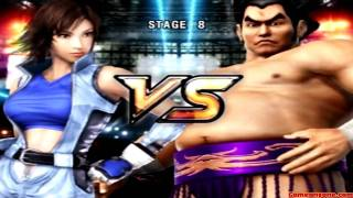 Tekken 5 - Story Battle - Asuka Playthrough