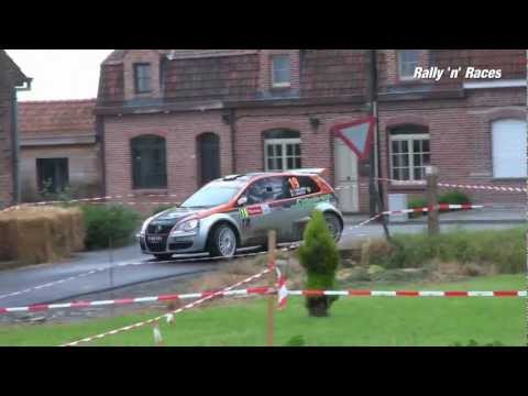 IRC GEKO Ypres Rally 2012 Shakedown