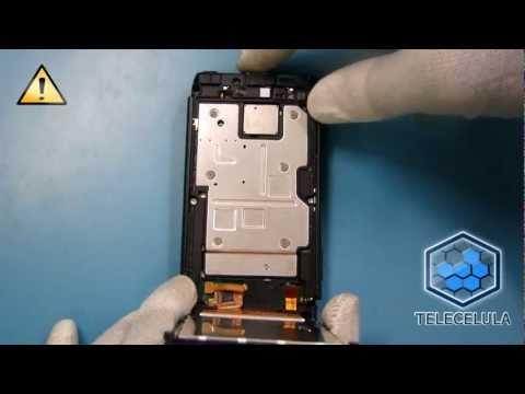 Tutorial de Desmontagem Nokia N8 - Telecelula